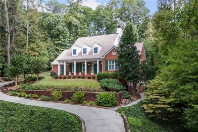Atlanta GA Single Family Home For Sale: $1,100,000