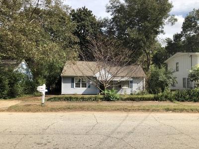Atlanta Single Family Home For Sale: 468 Maynard Terrace SE