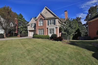 Marietta Single Family Home For Sale: 511 Milledge Gate Drive SE