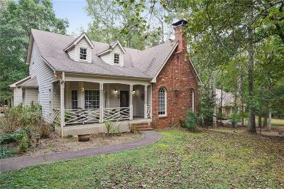 Cumming Single Family Home For Sale: 4225 Morningside Drive