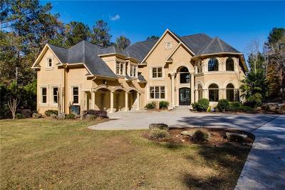 Atlanta Single Family Home For Sale: 4827 Cascade Road SW