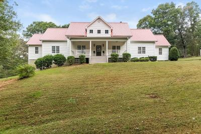 Lula GA Single Family Home For Sale: $449,900