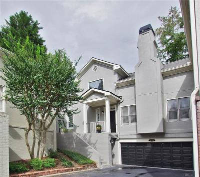 Atlanta Condo/Townhouse For Sale: 4196 Roswell Road