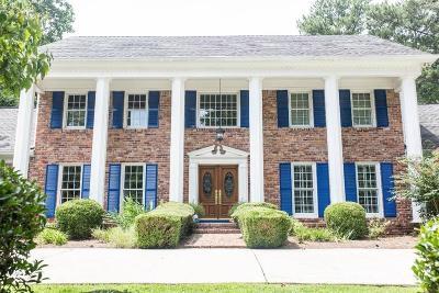 Atlanta Single Family Home For Sale: 7590 Chaparral Drive