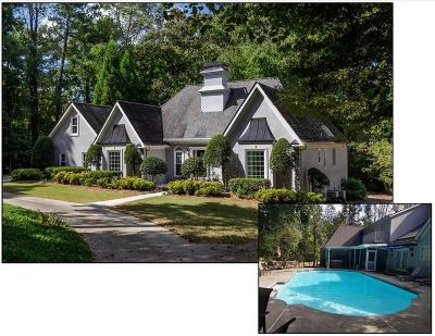 Johns Creek Single Family Home For Sale: 10570 Buice Road