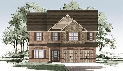 Fairburn Single Family Home For Sale: 6235 Baltusrol Trace