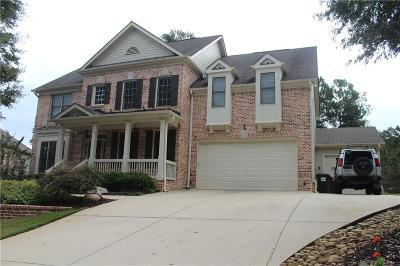 Dallas Single Family Home For Sale: 35 Riverwood Pass