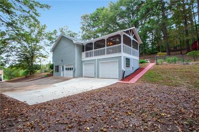 Suwanee Single Family Home For Sale: 3733 Davis St Street