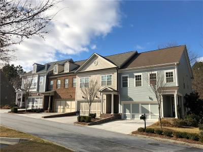 Mableton Condo/Townhouse For Sale: 6276 Village Arbor Lane