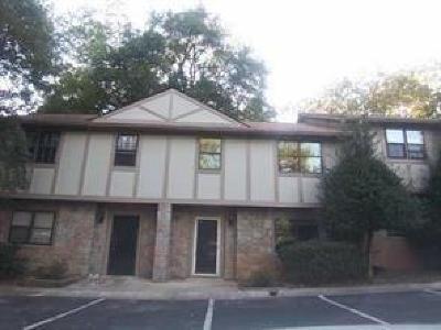 Condo/Townhouse For Sale: 1150 Rankin Street #D3