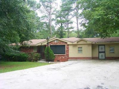 Decatur Single Family Home For Sale: 3716 Loren Drive