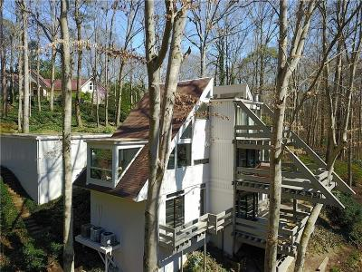 Atlanta Single Family Home For Sale: 4222 Conway Valley Road NW