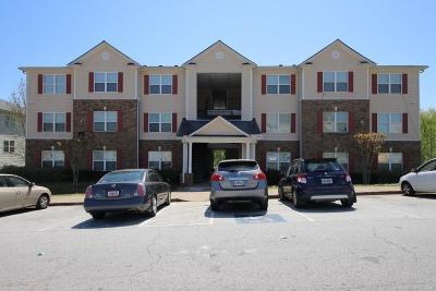 Decatur Condo/Townhouse For Sale: 5301 Waldrop Place