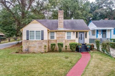 Atlanta Single Family Home For Sale: 1976 Baker Road NW