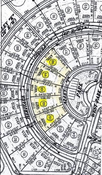 Atlanta Residential Lots & Land For Sale: 4895 Heritage Circle