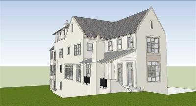 Atlanta Single Family Home For Sale: 1066 Amsterdam Avenue NE