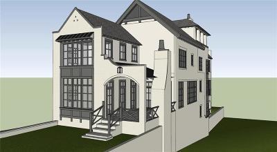 Atlanta Single Family Home For Sale: 1068 Amsterdam Avenue NE