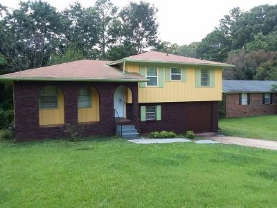 Riverdale Single Family Home For Sale: 8823 Homewood Drive