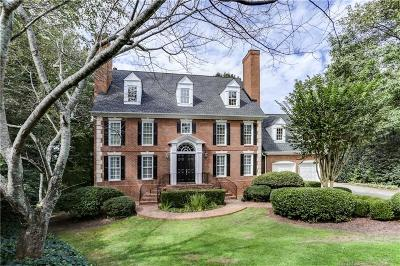 Sandy Springs Single Family Home For Sale: 345 W Berwicke Common