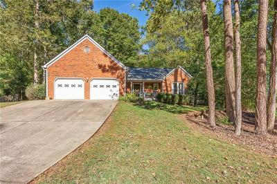 Marietta Single Family Home For Sale: 2262 Hill Creek Way