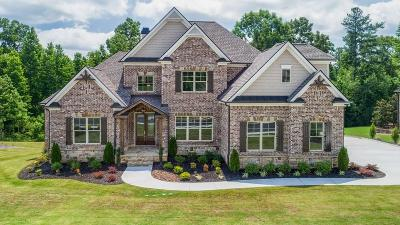 Alpharetta Single Family Home For Sale: 719 Creekside Bend