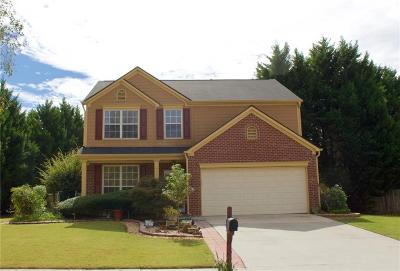 Dacula Single Family Home For Sale: 2971 Belfaire Lake Drive