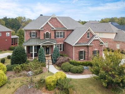 Marietta Single Family Home For Sale: 1829 Lake Ebenezer Trail