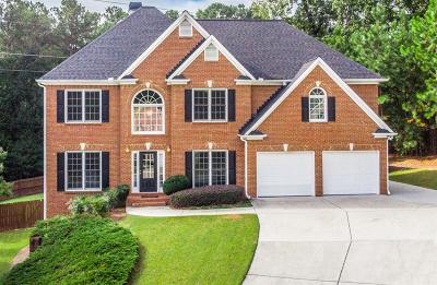 Marietta GA Single Family Home For Sale: $515,000