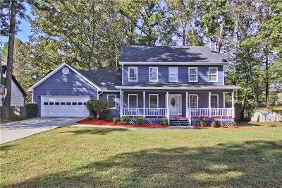 Stone Mountain Single Family Home For Sale: 899 Pine Ridge Drive