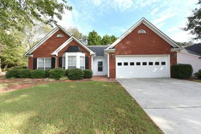 Duluth Single Family Home For Sale: 1700 Meadow Forest Lane