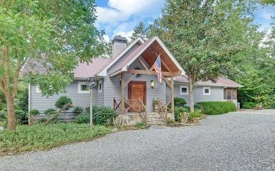 Habersham County Single Family Home For Sale: 1055 Old River Road