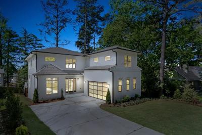Single Family Home For Sale: 593 Pelham Road NE