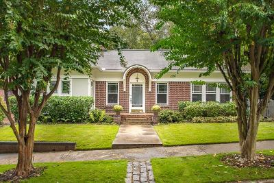 Atlanta Single Family Home For Sale: 1099 Stillwood Drive NE