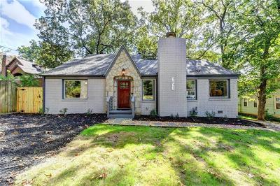 Atlanta Single Family Home For Sale: 2821 Memorial Drive SE
