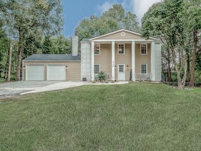 Single Family Home For Sale: 5147 Winters Chapel Road