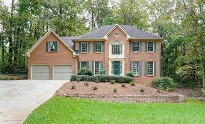 Marietta Single Family Home For Sale: 4155 Liberty Lane