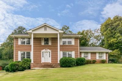 Single Family Home For Sale: 1469 Murdock Road
