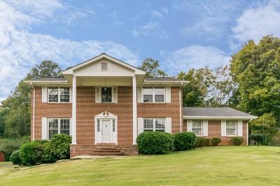 Marietta Single Family Home For Sale: 1469 Murdock Road