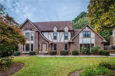 Atlanta Single Family Home For Sale: 1655 Redbourne Drive
