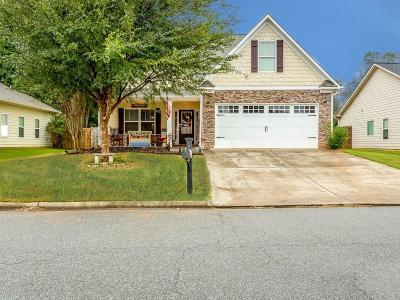 Cartersville Single Family Home For Sale: 104 Mercer Lane