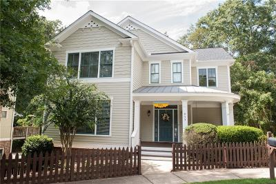 Atlanta Single Family Home For Sale: 953 Grant Cove Place SE