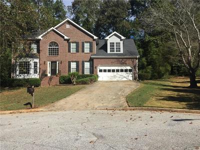 Stone Mountain Single Family Home For Sale: 6942 NE Windstone Ct Court