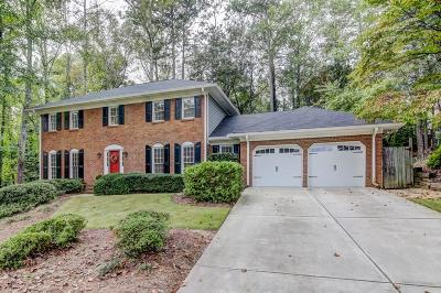 Marietta Single Family Home For Sale: 2093 Old Forge Way