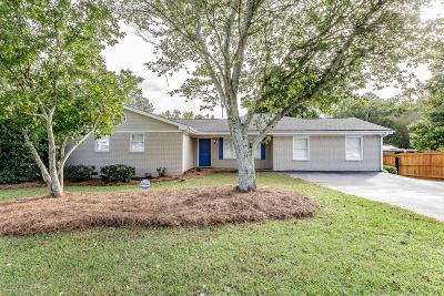 Austell Single Family Home For Sale: 2889 Clay Road