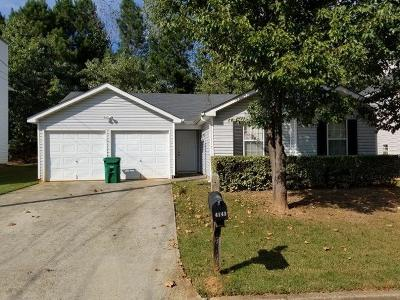 Decatur Single Family Home For Sale: 4143 Waldrop Hills Drive