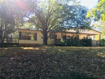 Ellijay Single Family Home For Sale: 519 Lakeview Road