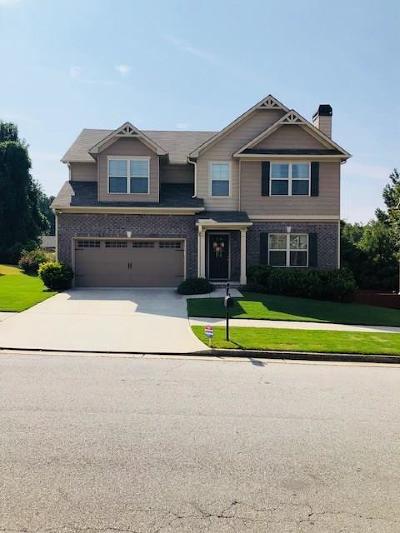 Auburn Single Family Home For Sale: 4160 Whitfield Oak Way