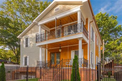 Atlanta Single Family Home For Sale: 1369 Sargent Avenue SE