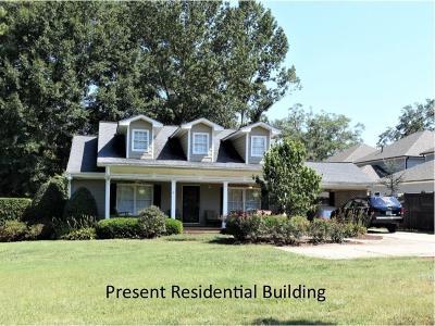 Woodstock Single Family Home For Sale: 8203 Main Street