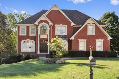 Douglasville Single Family Home For Sale: 3195 Martha Court